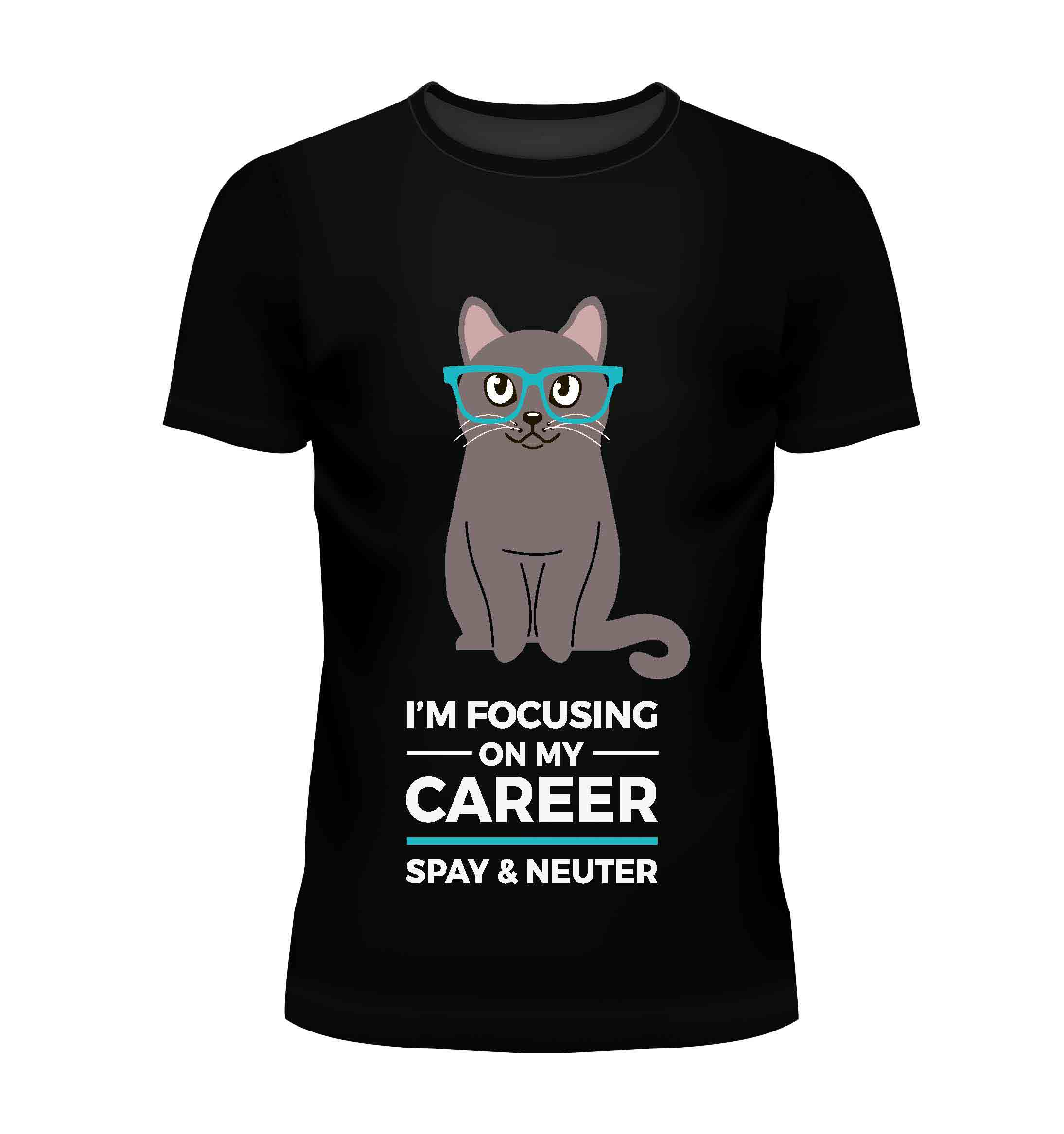 vocal career t shirt voices of change animal league i am focusing on my career